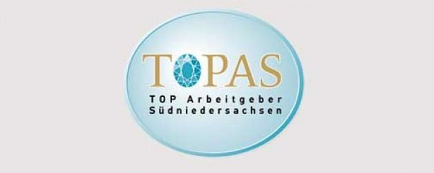 Wir sind TOPAS!